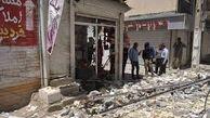 خسارات زلزله در مسجد سلیمان بیشتر از دیگر بخش های استان بوده است