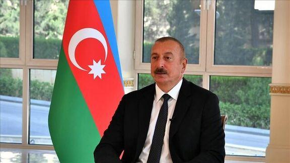 تمایل رییس جمهوری آذربایجان به برقراری روابط با ارمنستان