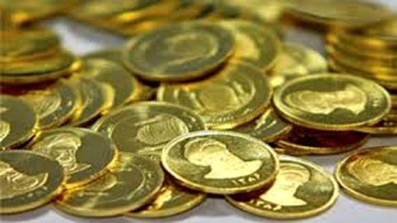 سکه ۱۰ میلیون و ۵۹۰ هزار تومان شد