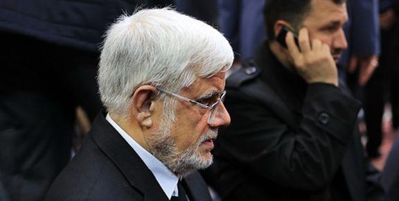 پاسخ محمدرضا عارف به خبر کاندیدا نشدنش در انتخابات مجلس
