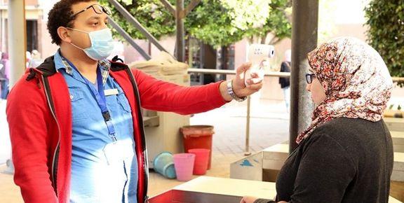 شناسایی یک فرد مبتلا به ویروس کرونا در مصر