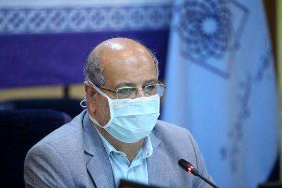 بستری شدن ۶۶۲ بیمار جدید در بیمارستان های تهران در ۲۴ ساعت گذشته