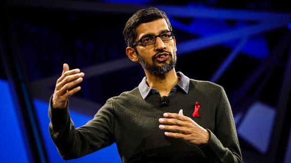 رئیس گوگل در نامه ای به سناتورها از ابعاد همکاری این شرکت با چین پرده برداشت