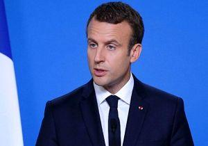 عصبانیت پارلمان فرانسه از خودسری مکرون در حمله به سوریه