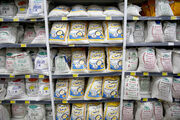 ترخیص ۵۸۰ هزار تن برنج در شش ماهه امسال