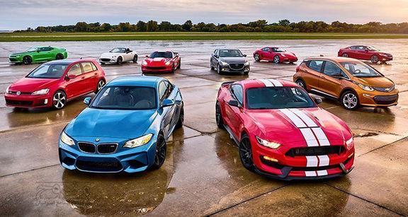 لیست خودروهای  بین ۱۰۰ تا ۴۰۰ میلیون تومان