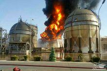 ابهامزدایی شرکت نفت فلات قاره در انتشار خبر مهار آتشسوزی شخارک