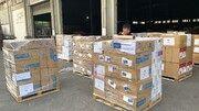 کمکهای اهدایی مردم چین از شانگهای به ایران ارسال شد