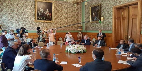 نمایندگان ایران و روسیه درباره سوریه و یمن گفت و گو کردند