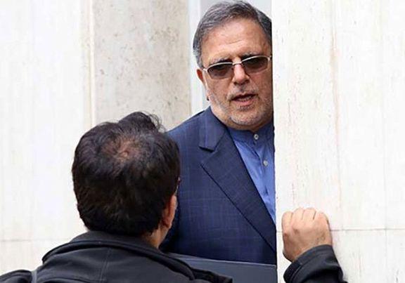 واکنش سیف به سؤال خبرنگار مبنی بر ترک یا عدم ترک کابینه