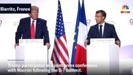 احتمال دیدار روحانی و ترامپ  طی هفتههای آینده / ترامپ: در نهایت با ایران و چین به توافق می رسیم