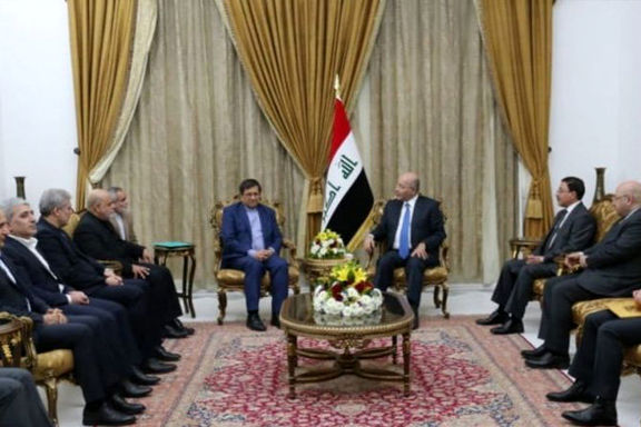 استقبال  رییس جمهور عراق از توافقات بانکی با ایران