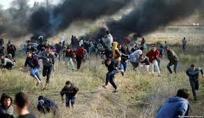 تداوم تظاهرات در نوار غزه باعث بازگشت بحران امنیتی برای اسرائیل شده است