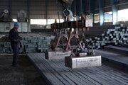کاهش صادرات فولادسازان به دلیل افزایش تقاضای داخلی