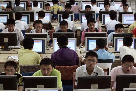 بخش خدماتی چین  در حال گسترش هر روزه/بیشترین رشد بخش خدمات چین در ماه گذشته