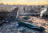 برخورد موشک به هواپیمای اوکراینی هیچ منطقی ندارد