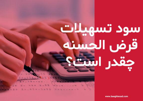 محمد امید: سود تسهیلات قرض الحسنه  4 درصد و مدت بازپرداخت این تسهیلات 5 ساله است.