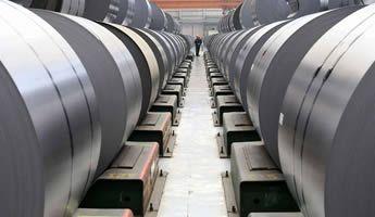 عرضه ۱۴۱ هزار تن ورق فولادی و ۶۸ هزار تن میلگرد در بورس کالا