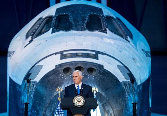 آمریکا تا دو سال دیگر نیروی فضایی تشکیل میدهد