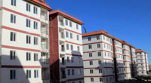 دو و نیم میلیون مسکن خالی در ایران وجود دارد