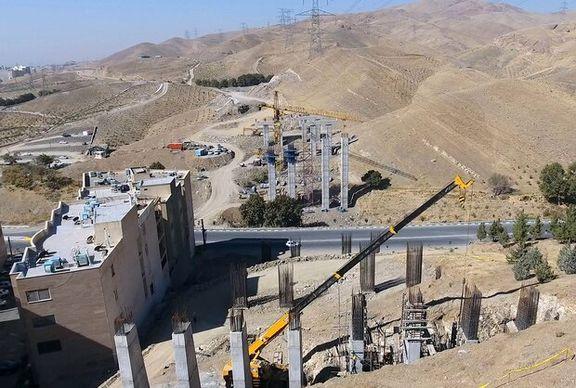 نرخ عوارض آزادراه همت ـ کرج 4000 تومان تعیین شد