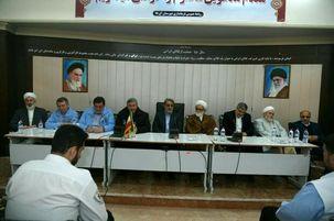 حضور وزیر کشور در جلسه اضطراری برای مناطق سیل زده در گلستان