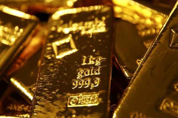 قیمت جهانی طلا به ۱۸۱۷ دلار رسید
