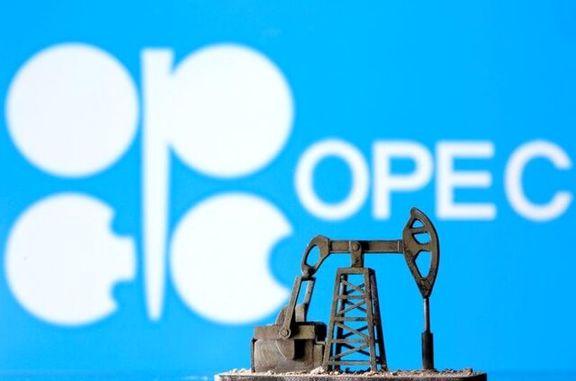 کاهش تولید نفت ایران افزایش تولید اوپک را محدود کرد
