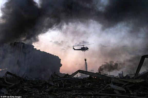 انفجار بیروت جان بیش از 100 نفر را گرفت