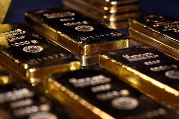 طلای جهانی به قیثمت 1877 دلار رسید