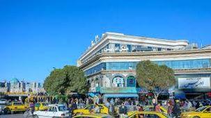 هتل ادریس مشهد در آتش سوخت + فیلم