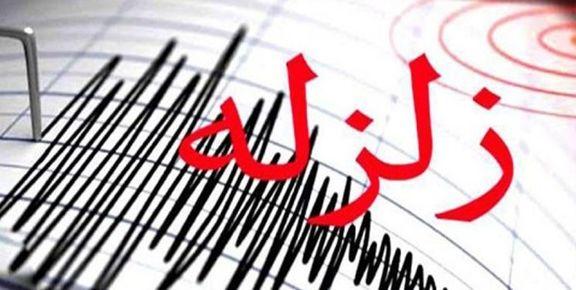 زلزله 3.3 ریشتری در سعدآباد بوشهر