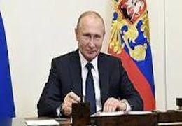 ابراز تسلیت پوتین به روحانی بابت حادثه آتش سوزی