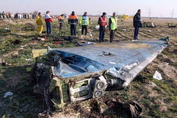گزارش نهایی سانحه سقوط هواپیمای اوکراینی منتشر شد