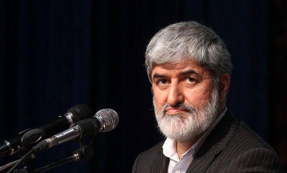 علی مطهری: اطلاعی از شهردار شدن فرزندم برای منطقه 17 تهران ندارم