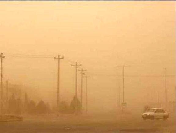 شرایط اضطراری در کرمان به دلیل ریزگردها