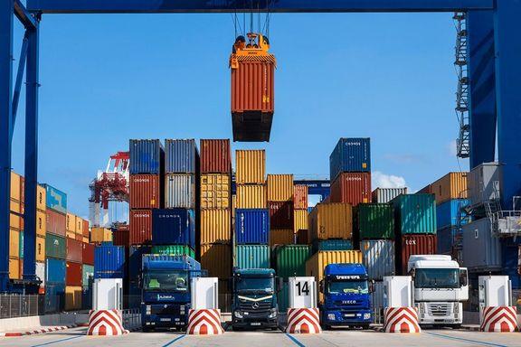 افزایش چشمگیر صادرات ایران در مهرماه