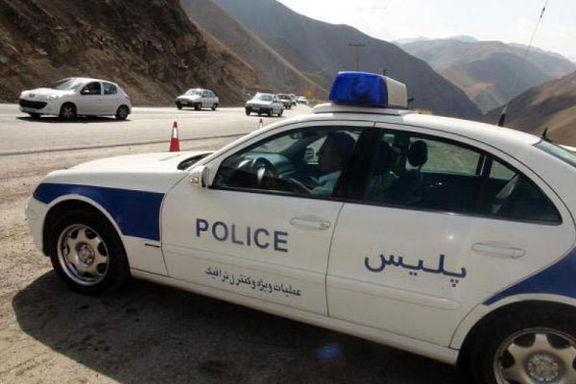 1500 راننده متخلف در استان ایلام به دلیل تلاش برای خروج از استان جریمه 500 هزار تومانی شدند