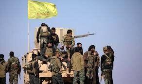 نشست محرمانه کردها با ارتش سوریه