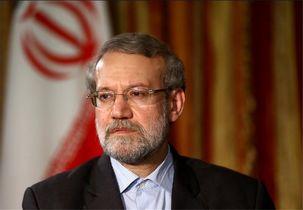لاریجانی: نیروهای امنیتی در اسرع وقت عوامل حادثه تروریستی را به سزای اعمال ننگینشان برسانند