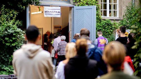 رقابت تنگاتنگ سوسیال دموکرات و سبزها برای تصاحب کرسیهای پارلمان آلمان