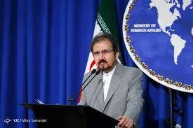 اظهارت سخنگوی وزارت خارجه در خصوص حمله به سفارت ایران در پاریس