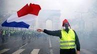اعلام آماده باش نیروهای فرانسوی برای مقابله با جلیقه زردها