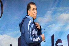 ایرج قلیچ خانی پیشکسوت فوتبال در گذشت