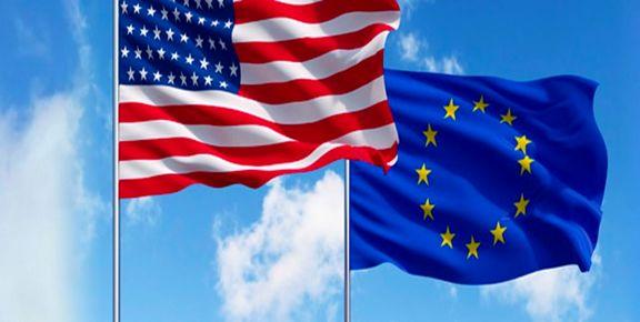 اروپا و آمریکا به اختلاف تجاری ۱۷ ساله خود پایان دادند
