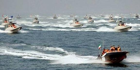 توقیف یک شناور خارجی حامل یک میلیون لیتر سوخت قاچاق در خلیج فارس
