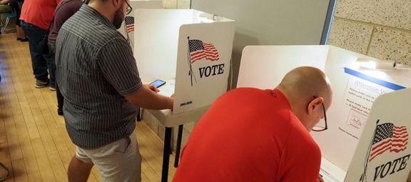 انتخابات کنگره آمریکا آغاز شد / ساکنان ایالت ورمونت پای صندوق های رأی رفتند