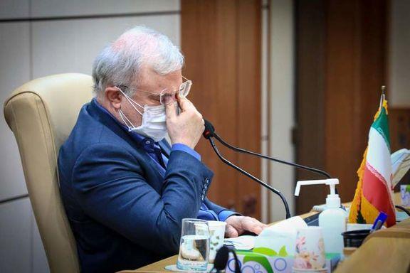 وزیر بهداشت از شناسایی اولین مورد مبتلا به کرونای انگلیسی در ایران خبر داد