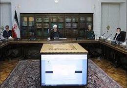 روحانی: خوشبختانه دیروز روند ابتلا به کرونا در همه استانها نزولی بود + فیلم
