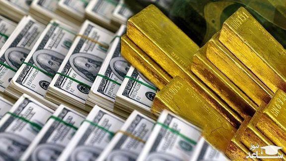دلار به 25 هزار و 200 تومان کاهش یافت / هر سکه طرح جدید 12 میلیون و 600 هزار تومان